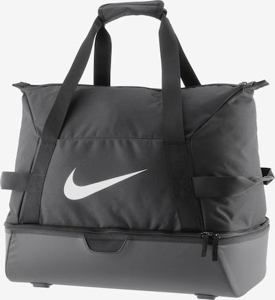 NIKE Sporttasche in schwarz / weiß, Produktansicht