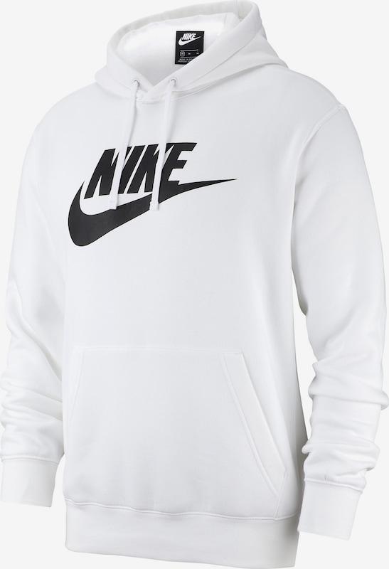 Sweatshirt 'M NSW CLUB HOODIE PO BB GX'