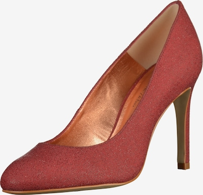 mellow yellow Pumps in rot, Produktansicht