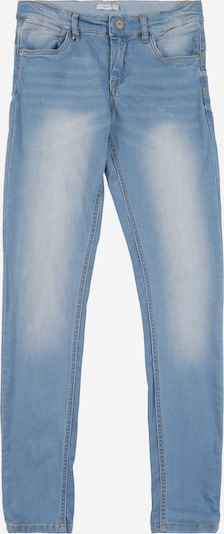 NAME IT Powerstretch X-Slim Fit Jeans in blau, Produktansicht