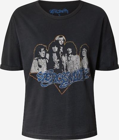 ONLY Shirt 'Aerosmith' in de kleur Gemengde kleuren / Zwart, Productweergave