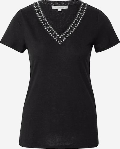 Morgan Shirt in de kleur Zwart, Productweergave