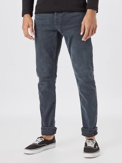 Only & Sons Jeans 'ONSLoom' in grey denim, Modelansicht