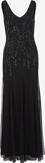 heine Abendkleid in schwarz: Frontalansicht