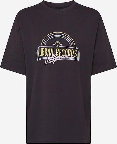 Urban Threads Majica u žuta / crna / bijela, Pregled proizvoda