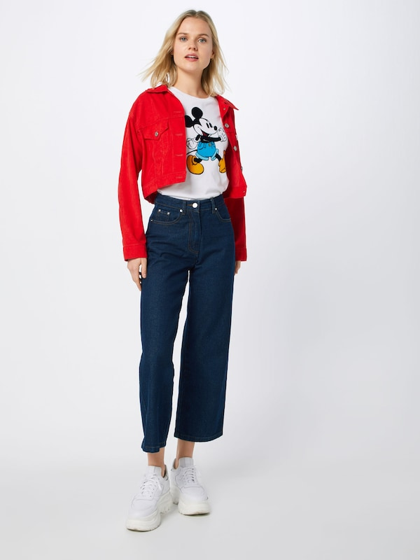 shirt En T Tee' 'the Levi's Blanc Perfect WD9YHIE2