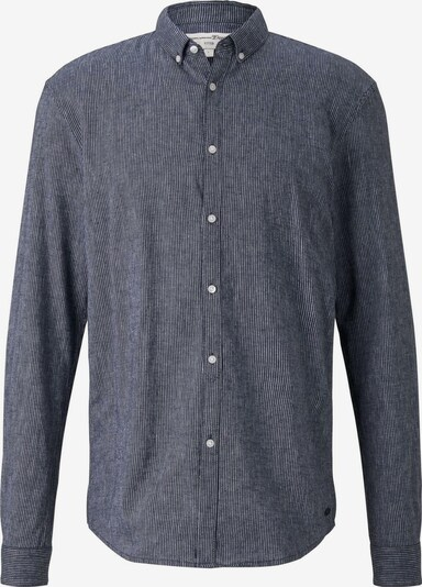 TOM TAILOR DENIM Overhemd in Blauw muSlpMXM