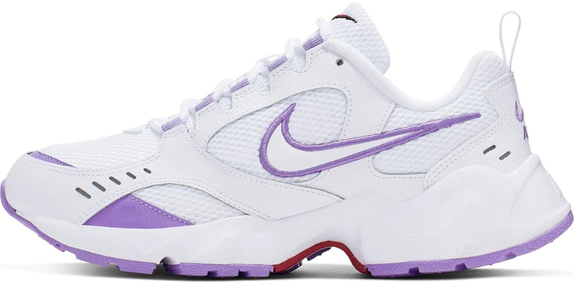 Nike Sportswear Turnschuhe 'Air Heights' in helllila   weiß