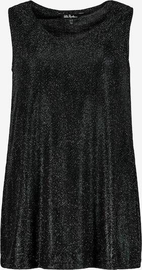 Ulla Popken Top 'CLASSIC' | črna barva, Prikaz izdelka
