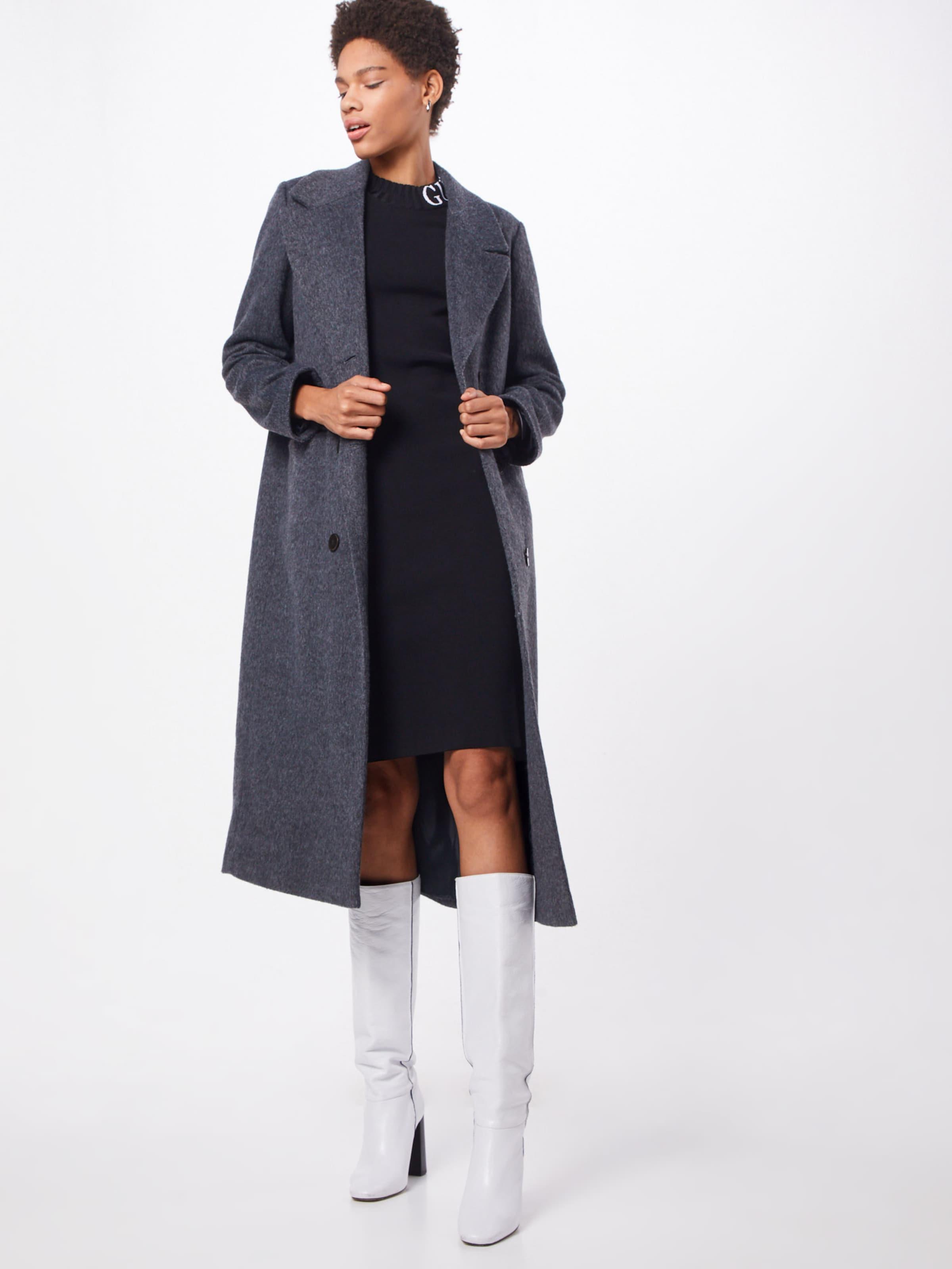 'carla' Robe Guess 'carla' En Robe Guess Guess Noir Robe En Noir VMUpSz