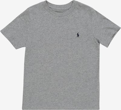 POLO RALPH LAUREN Koszulka 'CN TEE' w kolorze nakrapiany szarym: Widok z przodu