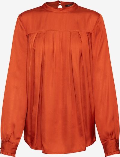 Palaidinė 'Simona Carolina shirt' iš BRUUNS BAZAAR , spalva - rūdžių raudona: Vaizdas iš priekio