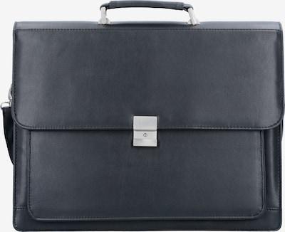 D&N Aktentas in de kleur Zwart, Productweergave