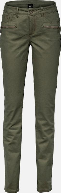 Heine Bauchweg-Jeans in grün    Neuer Aktionsrabatt 7ed85a