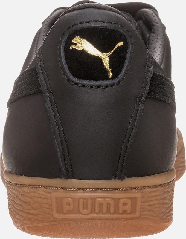 PUMA 'Basket Classic Gum Deluxe' Sneaker