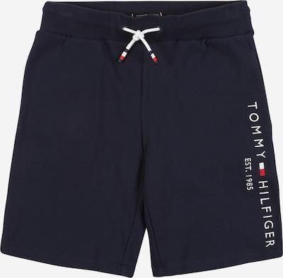 Kelnės iš TOMMY HILFIGER , spalva - tamsiai mėlyna / raudona / balta, Prekių apžvalga