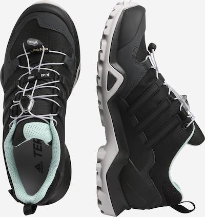 ADIDAS PERFORMANCE Trailschuh 'TERREX SWIFT R' in mint / schwarz: Seitenansicht
