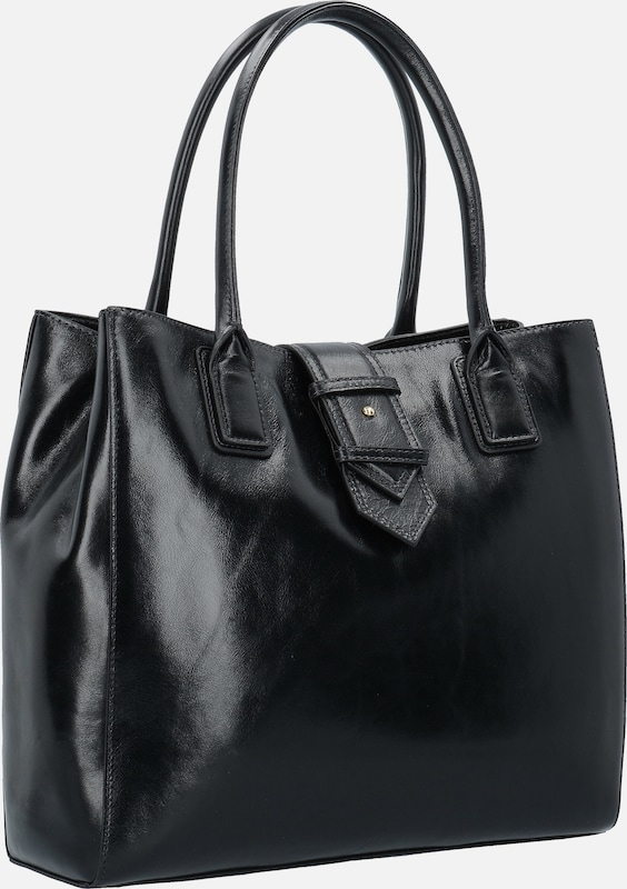 CINQUE Gabriella Handtasche aus Leder, 35 cm