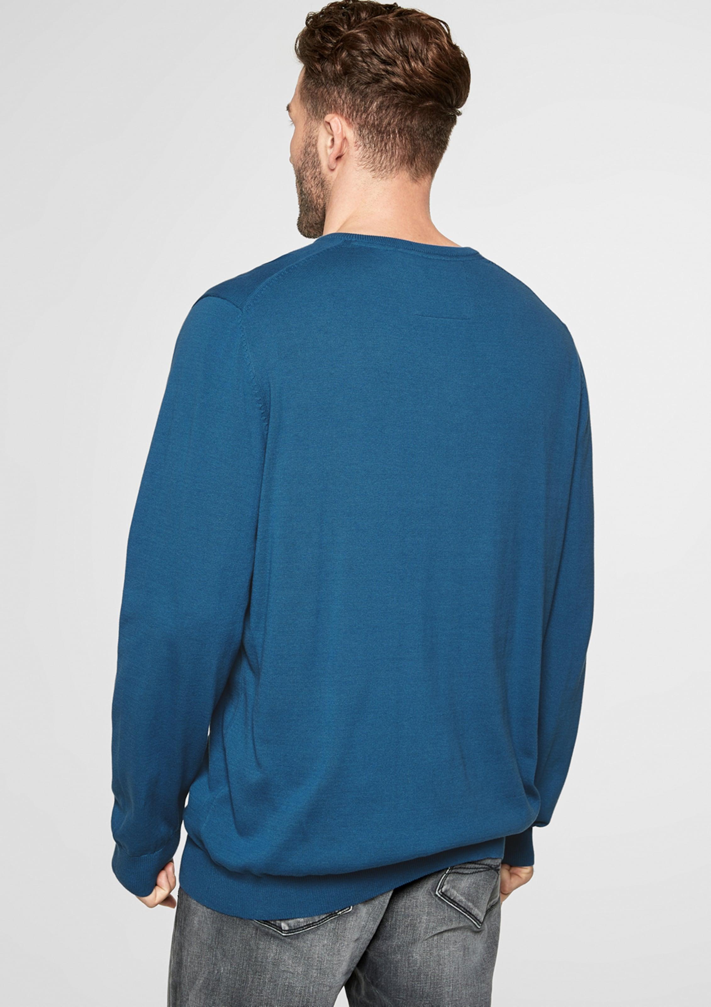 Label In Pullover oliver S Red Himmelblau 0nkwOP8X