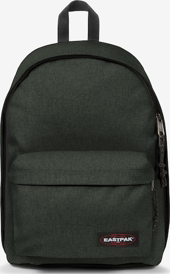 EASTPAK Sac à dos 'Out Of Office' en vert gazon, Vue avec produit