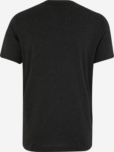 PUMA Shirt 'Heather' in anthrazit: Rückansicht