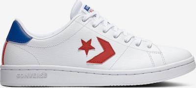 CONVERSE Sneaker 'All Court' in blau / rot / weiß, Produktansicht