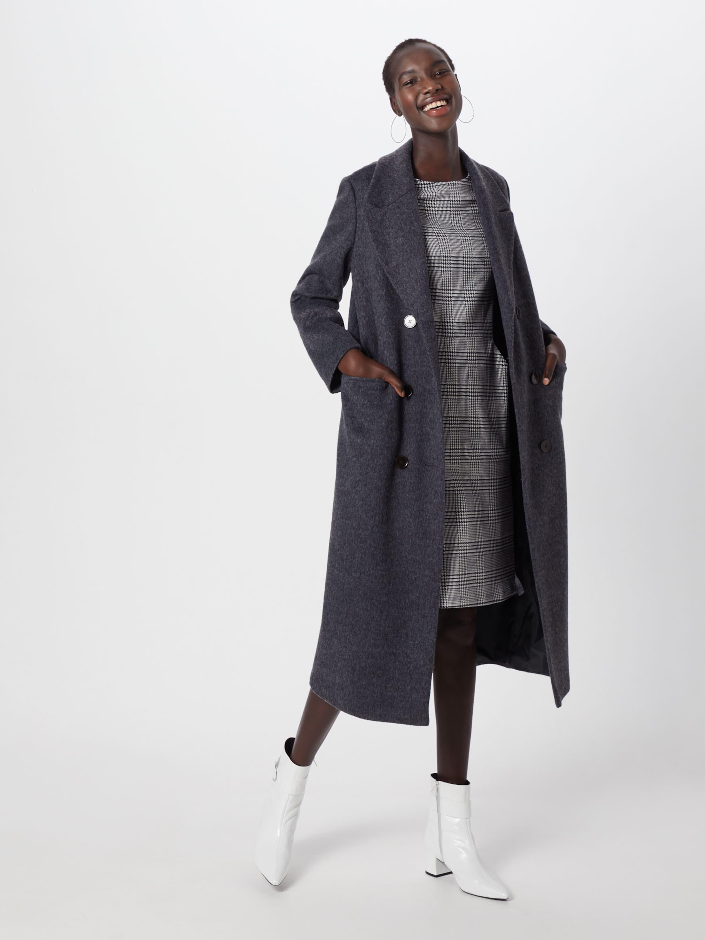 'dress' draft GrauSchwarz Re Kleid In hQrtsdCx