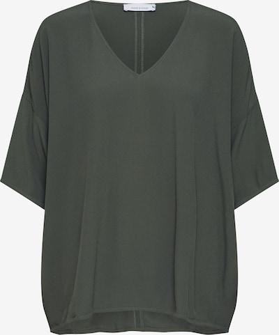 Bluză Samsoe Samsoe pe verde: Privire frontală
