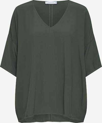 Samsoe Samsoe Shirt in grün, Produktansicht