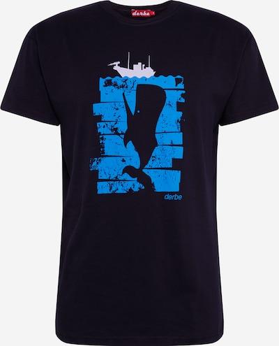 Derbe Shirt 'Whaler' in de kleur Navy, Productweergave