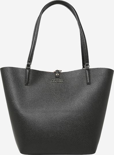 fekete GUESS Shopper táska 'Alby', Termék nézet