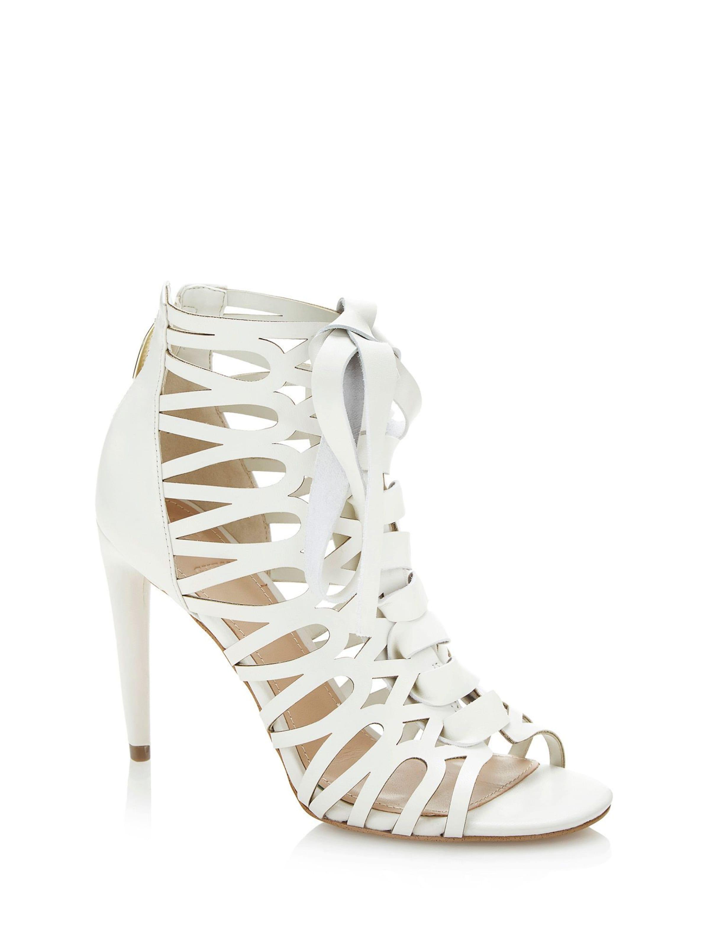 Haltbare Mode billige Schuhe GUESS | SANDALETTE 'LADY' Schuhe Gut getragene Schuhe