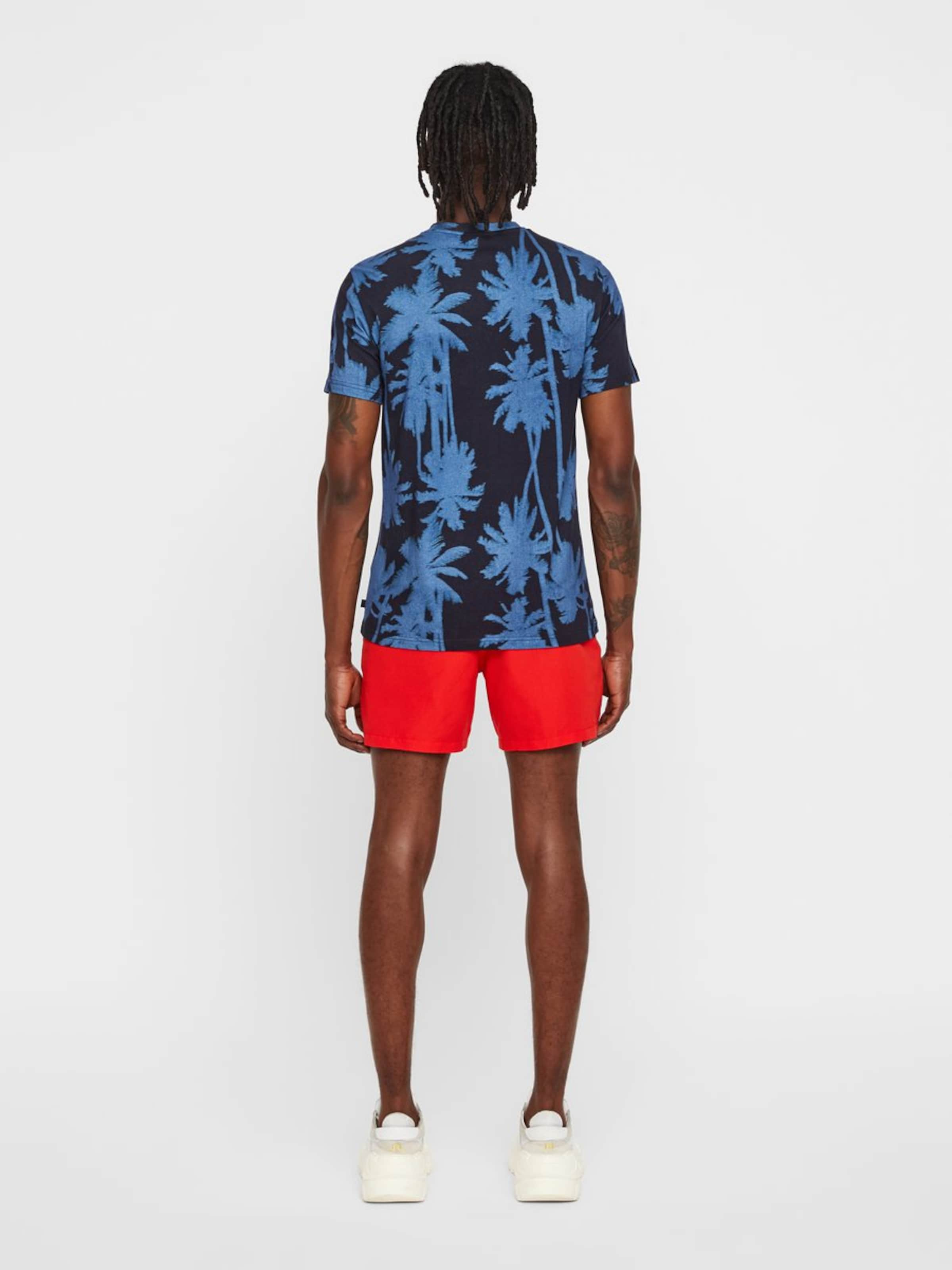 'silo' In Shirt J lindeberg Nachtblau Qrthds