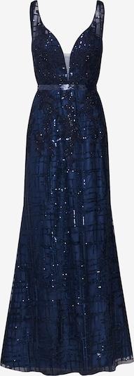 Rochie de seară Unique pe albastru, Vizualizare produs
