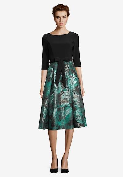 Vera Mont Abendkleid in grün / schwarz | ABOUT YOU
