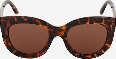 PIECES Saulesbrilles 'ERIKA' pieejami brūns, Preces skats