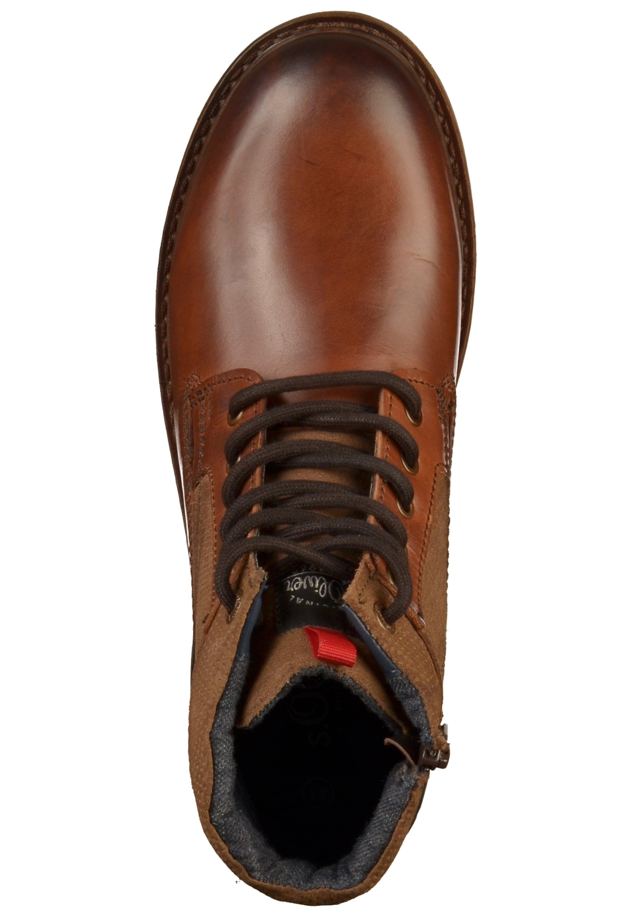 Label Red oliver Stiefelette Braun S In WrxoedBC