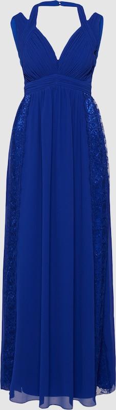 Little Mistress Abendkleid in blau  Neue Kleidung in dieser Saison
