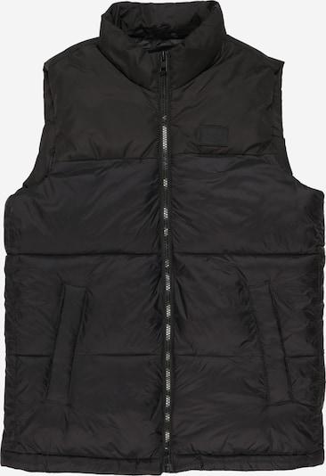 Jack & Jones Junior Bodywarmer in de kleur Zwart, Productweergave