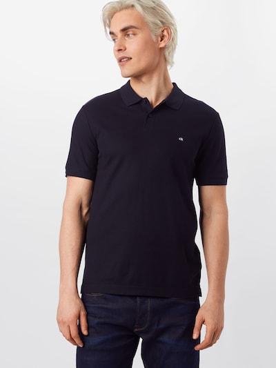 Calvin Klein T-Krekls pieejami melns: Priekšējais skats