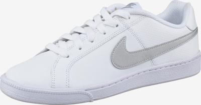 Nike Sportswear Sneaker 'Court Royale' in silber / weiß, Produktansicht