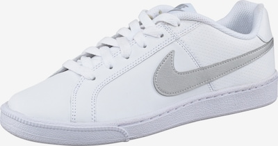 Nike Sportswear Sneaker 'Court Royale Wmns' in silber / weiß, Produktansicht