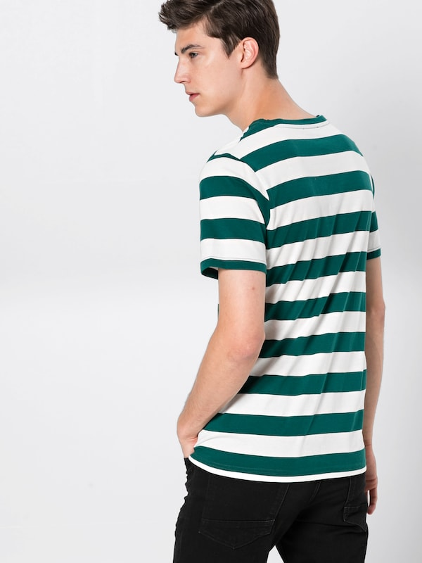 shirt En 'leonard' T Vert FoncéBlanc VUqSzMpG