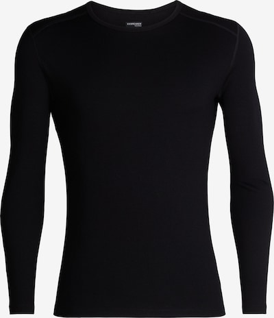 Icebreaker Shirt in schwarz, Produktansicht