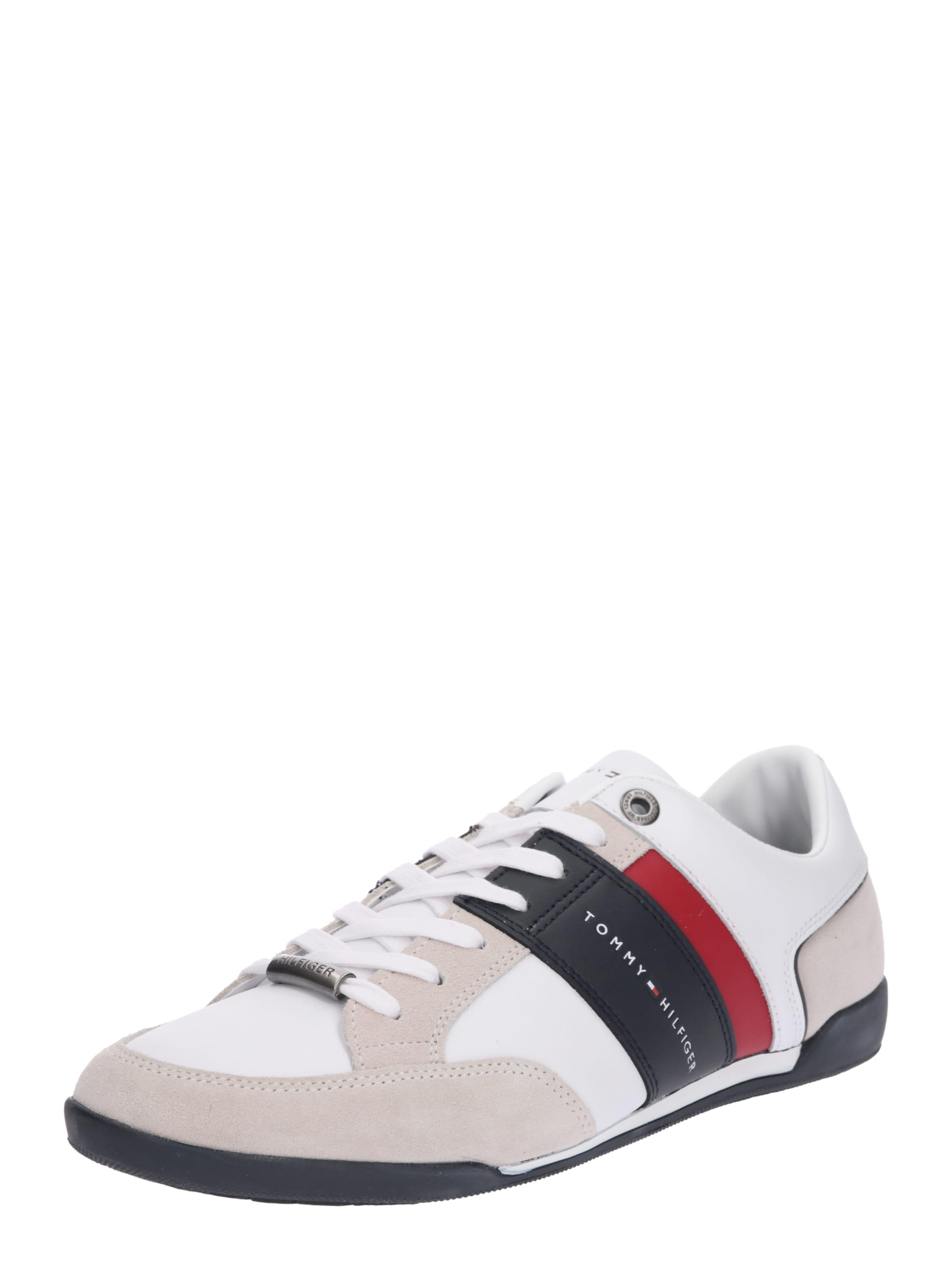 TOMMY HILFIGER Sneaker Low Verschleißfeste billige Schuhe