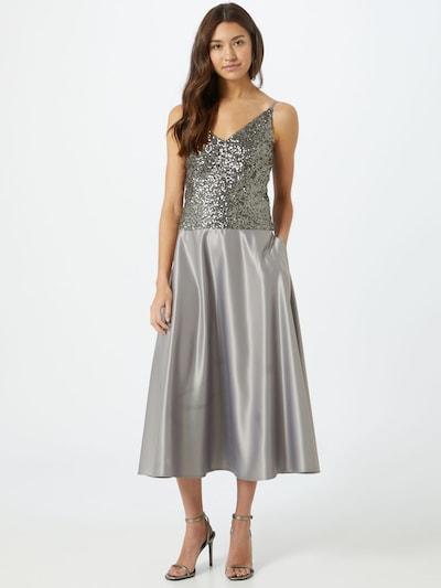 SWING Kleid in anthrazit, Modelansicht