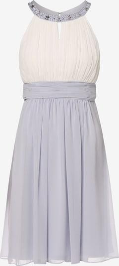 Marie Lund Abendkleid in blau / weiß, Produktansicht