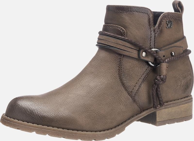 Boutique #4472 TOM TAILOR | Kordel-Detail Ankleboot mit Kordel-Detail | c81b5c