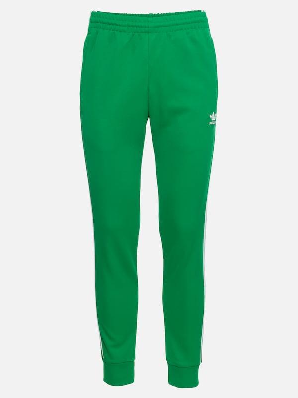 adidas trainingsbroek firebird groen, ADIDAS PERFORMANCE