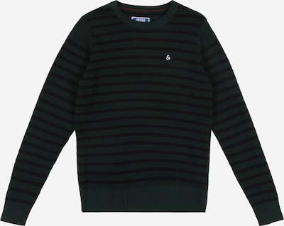 Jack & Jones Junior Pullover 'MARTIN' in schwarz, Produktansicht